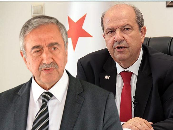 Son dakika: KKTC Başbakanı Ersin Tatar'dan Cumhurbaşkanı Akıncı'ya sert sözler!