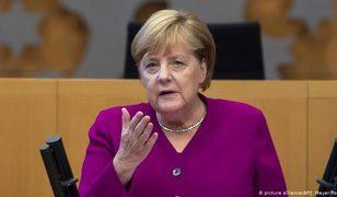 Merkel'den Erdoğan'a: Suriye'deki askeri operasyonu durdurun