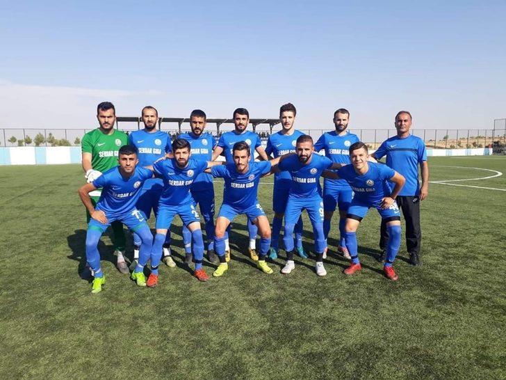 Mazıdağı Fosfatspor Derikspor'u 7-0 yendi