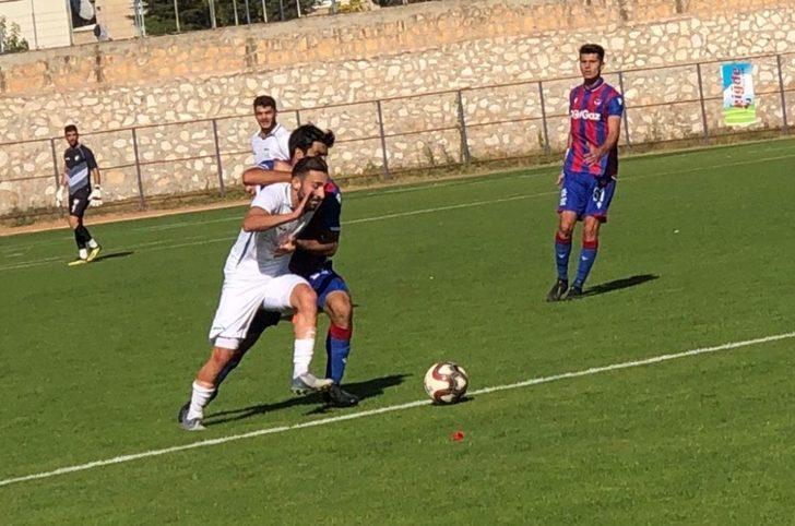 TFF2. Lig: Niğde Anadolu: 1 - Kırşehir Belediyespor: 3