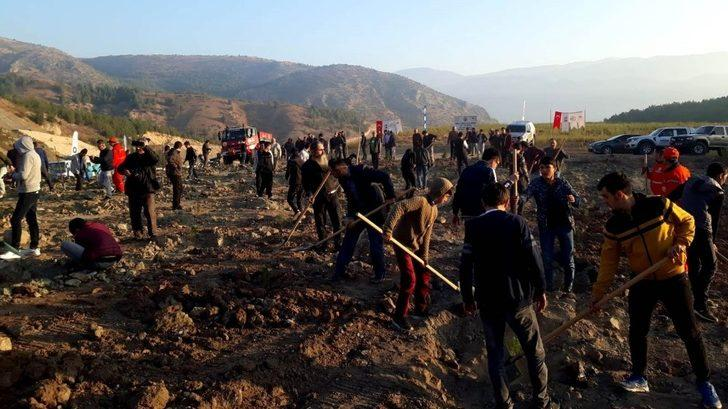 Din görevlileri ve ormancılardan Barış Pınarı Harekatı'na destek