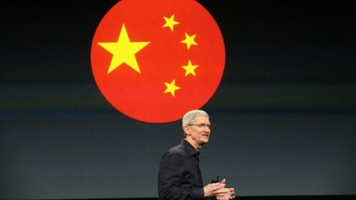 Çin piyasasında Apple satışları beklenmeyen şekilde yükseldi