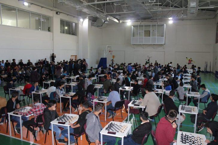 AK Parti'den satranç turnuvası