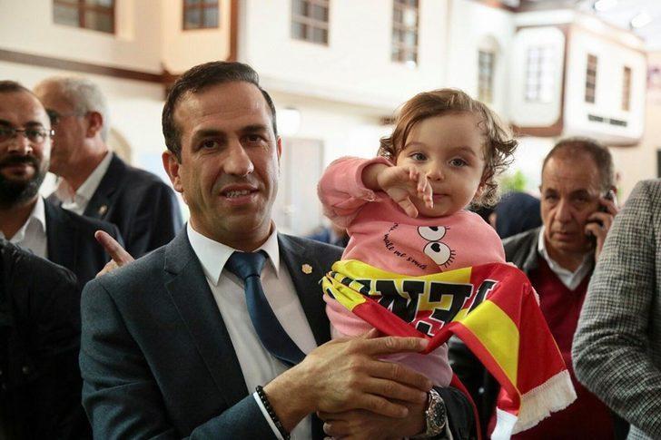 Yeni Malatyaspor Başkanı Gevrek'ten takıma övgü
