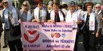 Srebrenitsa anneleri Diyarbakırlı annelere destek için Türkiye'de