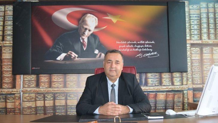Erhan Döş yeniden İlçe Milli Eğitim Müdürü oldu