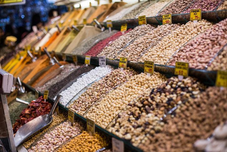 Açıkta satılan yiyecekler neden zararlıdır? Açıktaki kuru yemişler kanser sebebi