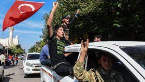 Barış Pınarı Harekâtı - Akçakale'de harekâta destek: 'Cumhurbaşkanı'ndan emir bekliyoruz, herkes cepheye gitmeye hazır'