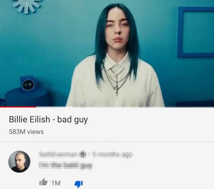 Bir milyon beğeni alan ilk YouTube yorumu belli oldu! İşte o yorum...