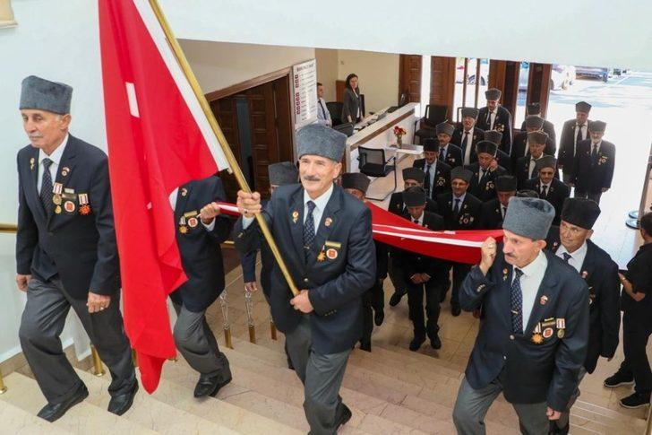 Ordulu Kıbrıs gazilerinden duygulandıran başvuru