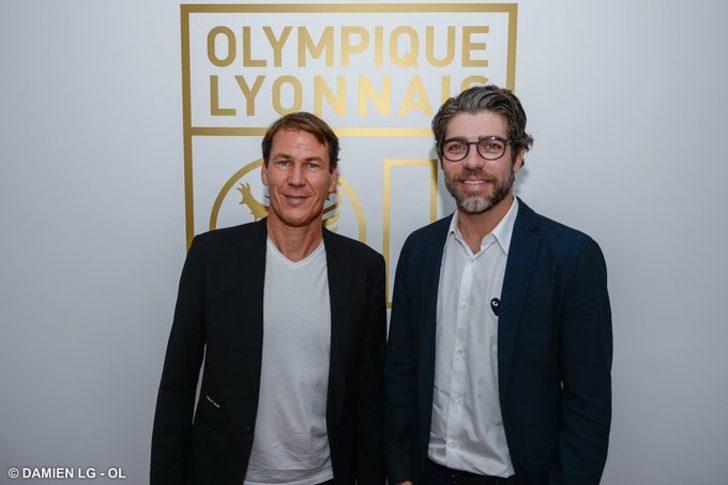 Olympique Lyon'un yeni hocası Rudi Garcia oldu