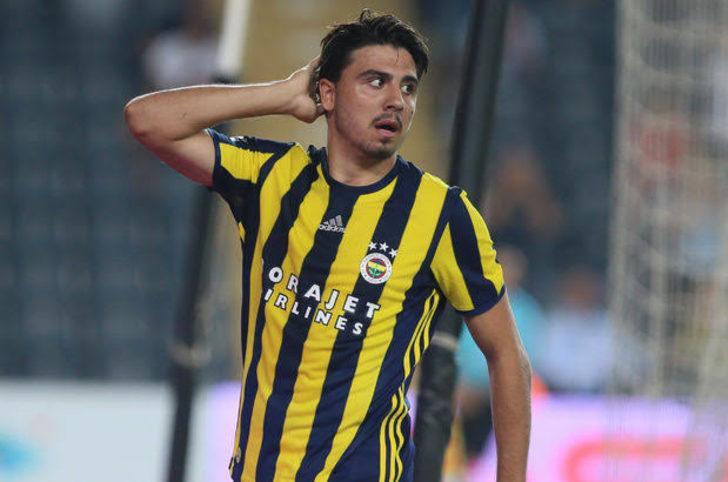 Fenerbahçe'de Ozan Tufan stopere geçiyor