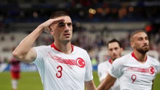 Juve'den Merih için asker selamı açıklaması!