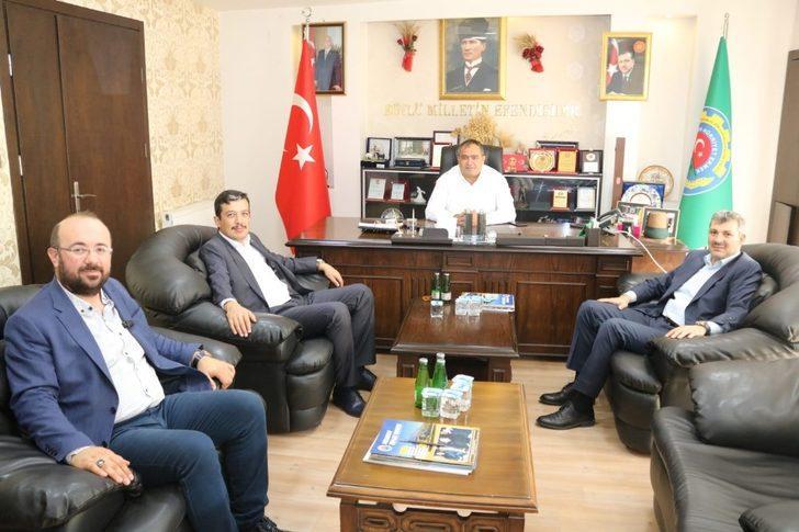 Aksaray'da tarım ve hayvancılığın sorunları konuşuldu