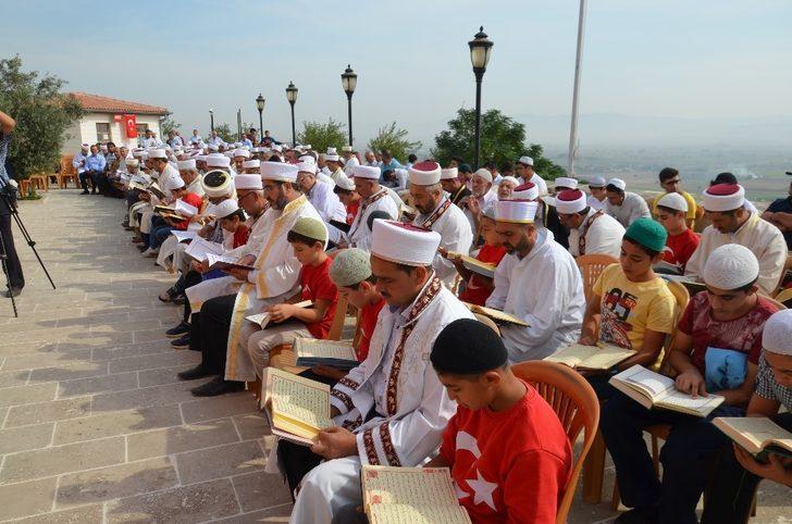 400 cami imamı ve Kur'an kursu öğreticisinden Mehmetçiğe dua etti