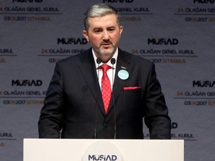 MÜSİAD Genel Başkanı Abdurrahman Kaan'ın da Fadıl Akgündüz'ün mağduru olduğu ortaya çıktı