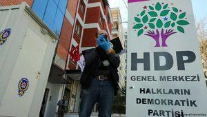 HDP'li dört belediye başkanı gözaltına alındı