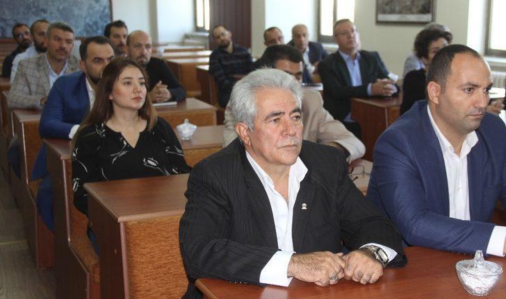 Erzincan Belediye Meclisi'nden 'Barış Pınarı Harekatı' deklarasyonu