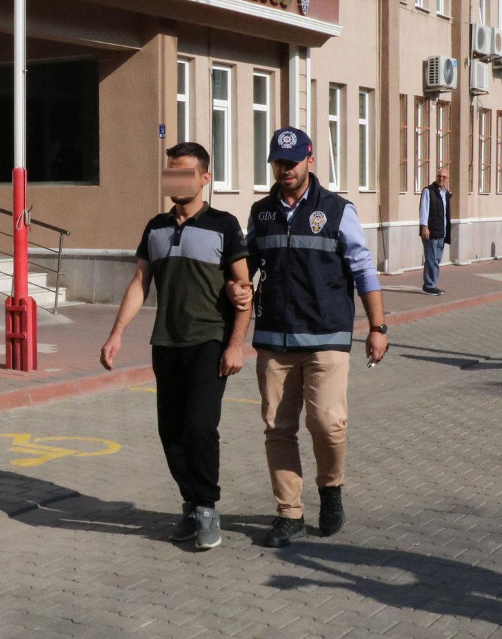 Çanakkale'de Afganistan uyruklu 2 organizatör adliyeye sevk edildi