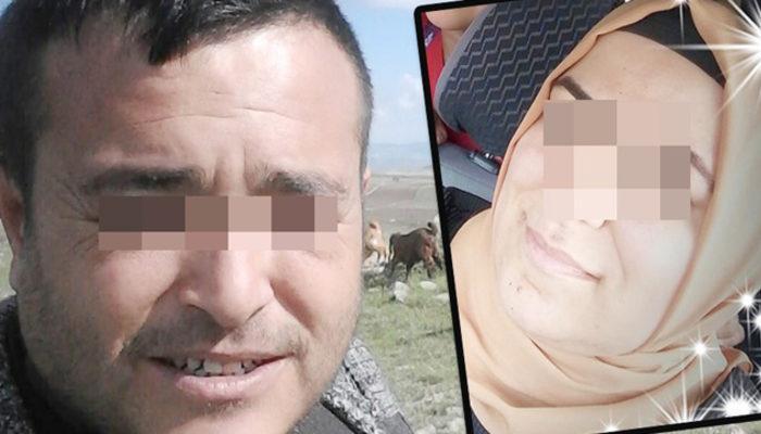 Kocası tarafından öldürülen kadın ölmeden önce kocasının tedavisi için mücadele etmiş