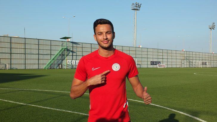 Montassar Talbi: Alanyaspor maçıyla çıkışa geçmek istiyoruz