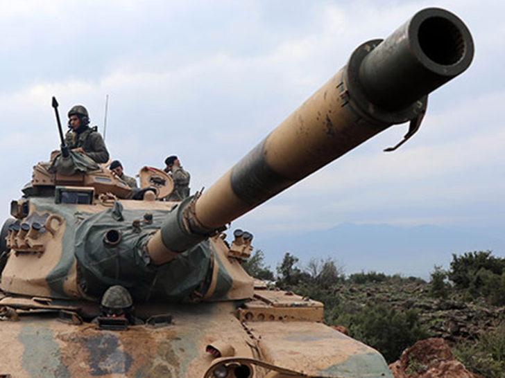 Tankların namlusu Münbiç'e çevrildi! Ankara'dan emir bekleniyor