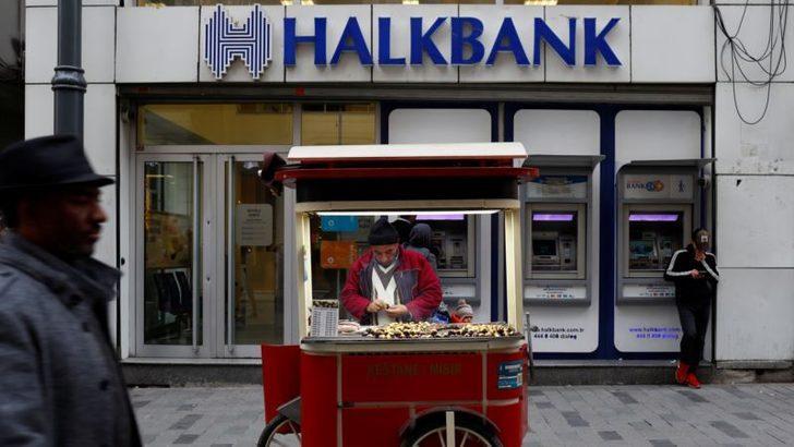 Halkbank: 'İddianame Barış Pınarı Harekatı Kaynaklı'