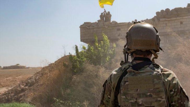 Suriye İnsan Hakları Gözlemevi:'Suriye Ordusu ve Kürtler Birlikte Çatışıyor''