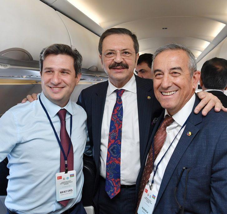 ÖTO, kardeş ülke Azerbaycan'da