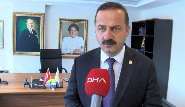İYİ Parti'den CHP'li Tanrıkulu'na tepki: Münasebetsiz bir cümle