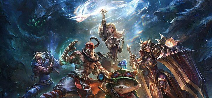Riot Games'den yeni League of Legends oyunları geliyor!