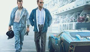 Otomobil devlerinin kıyasıya rekabeti bu filmde