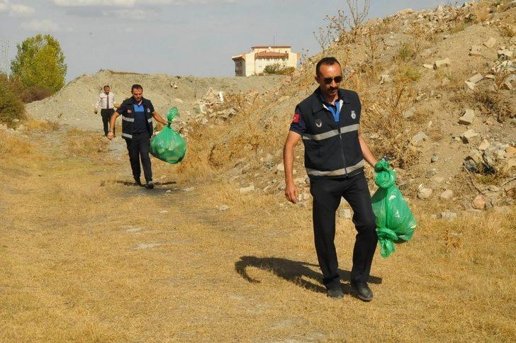 Akşehir Belediyesi zabıtasından sıkı denetim