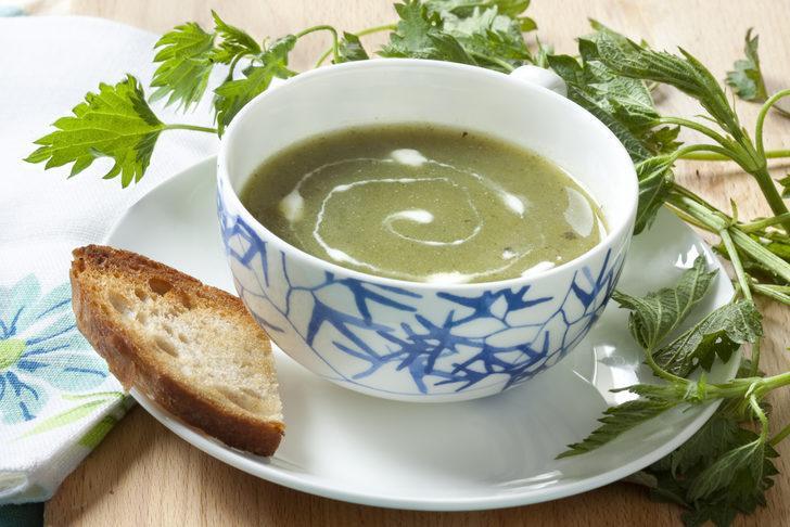 Isırgan otu çorbası nasıl yapılır? Isırgan otu çorbası tarifi