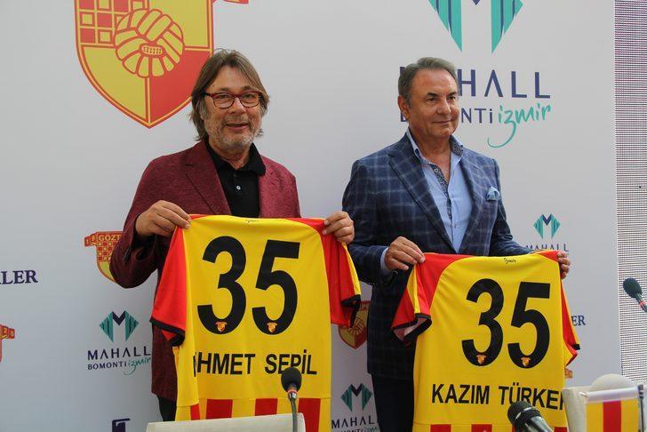 Mehmet Sepil: Göztepe, ikinci yarının ilk maçında evinde oynayacak