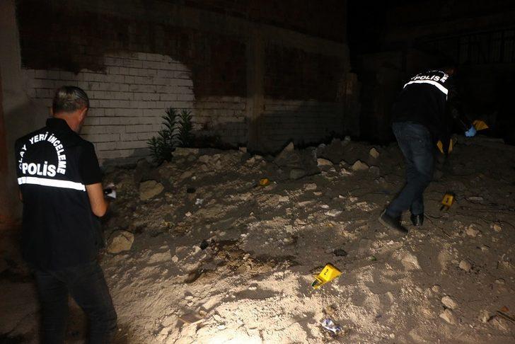 Adıyaman'da eve av tüfeği ile ateş açıldı