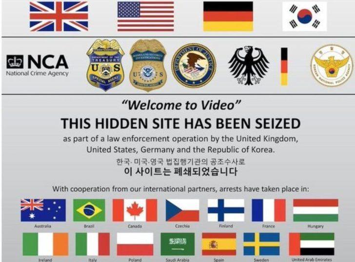 38 ülkede Dark Web ile mücadele etmek için operasyon başladı