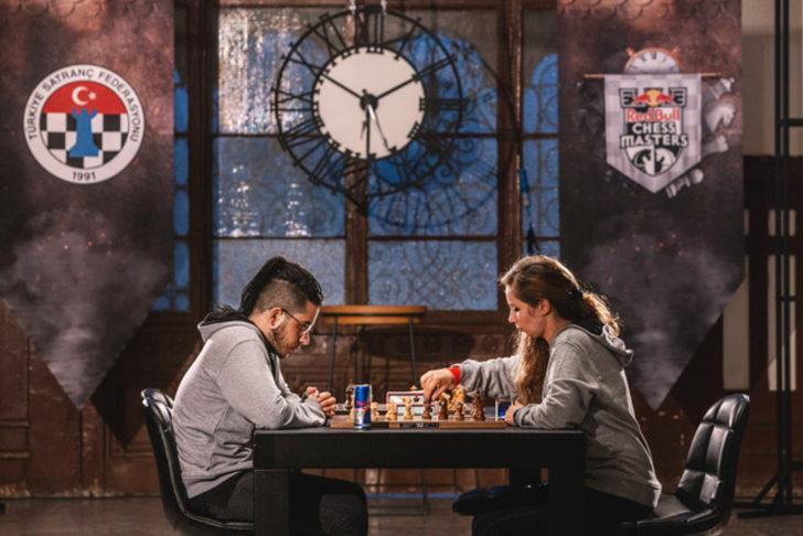 Red Bull Chess Masters geri dönüyor!