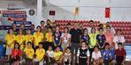 Diyarbakır'da badminton turnuvası sona erdi