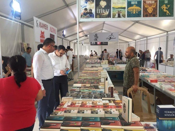 Ceyhan Belediyesi 1. Kitap Fuarı yarın açılıyor