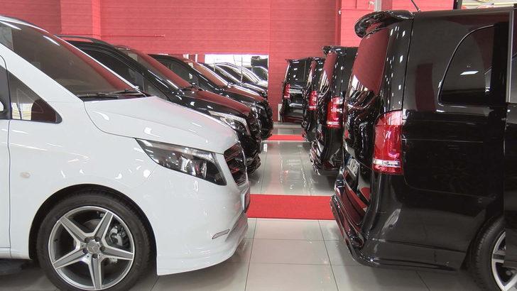 Mahkeme karar verdi, UBER araçları satışa çıktı