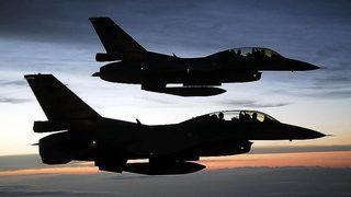 Yunan uçaklarından KKTC'de sınır ihlali