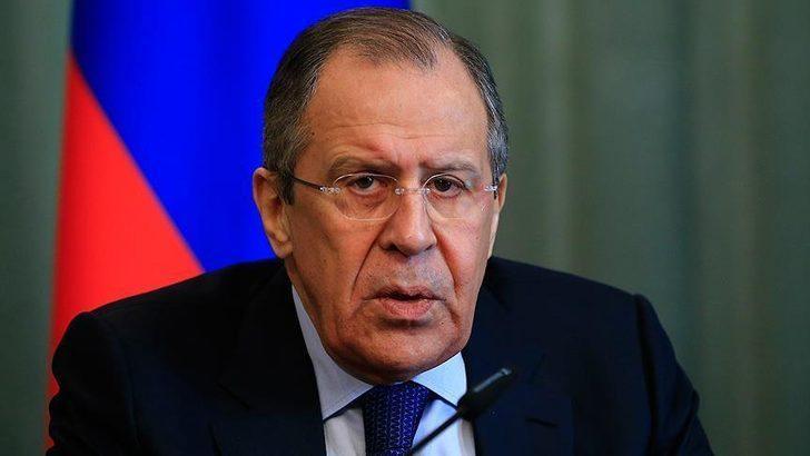Lavrov koronavirüs taşıyıcısıyla temas nedeniyle kendisini izole etti