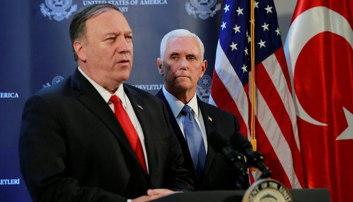 ABD Dışişleri Bakanı Mike Pompeo'dan Türkiye ile anlaşma açıklaması