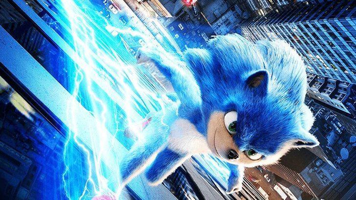 Sonic karakteri sil baştan yeniden tasarlandı