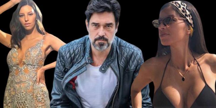 Burak Hakkı'nın Yunan sevgilisi Hara Pappa yeni imajıyla gündem oldu