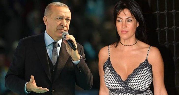 Tuğba Ekinci'nin Recep Tayyip Erdoğan paylaşımı sosyal medyayı salladı!