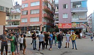 Antalya'da mahalleyi ayağa kaldıran koku