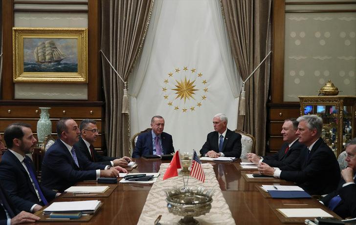 ABD-Türkiye görüşmesinin detayları ortaya çıktı! Trump'ın mektubu konuşuldu mu?