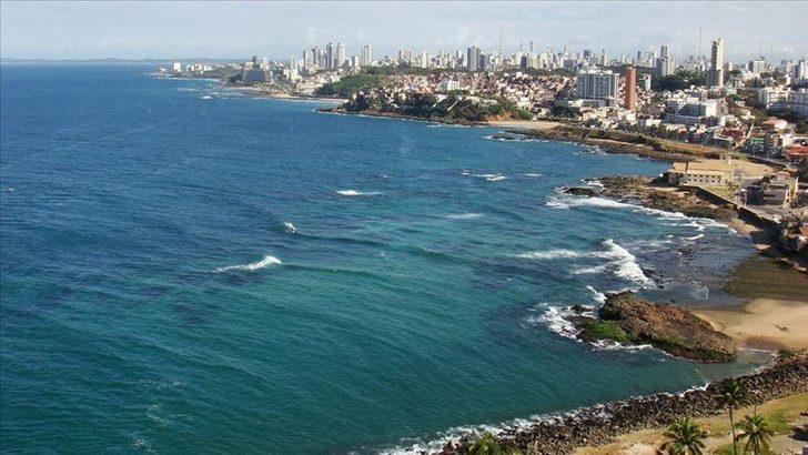Petrol sızıntısı 'Brezilya'nın Karayipleri'ne kadar ulaştı